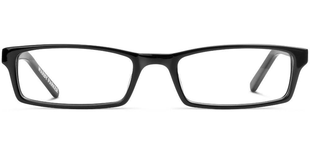 Warby parker clipart picture royalty free stock Sibley in Jet Black - Eyeglasses - Men | Warby Parker - Clip ... picture royalty free stock