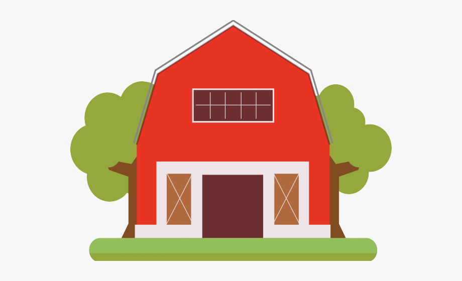 Warehouse clipart png picture freeuse Warehouse Clipart Food Warehouse - Vector Farm House Png ... picture freeuse