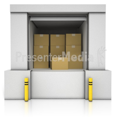 Warehouse dock clipart jpg black and white download Loading Dock Boxes - Presentation Clipart - Great Clipart ... jpg black and white download