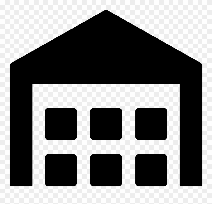 Warehouse icon clipart picture royalty free library Icons Clip Art Warehouse - Distribution Center Clip Art ... picture royalty free library