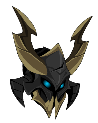 Warhelm clipart picture freeuse stock ShadowScythe War Helm - AQW picture freeuse stock