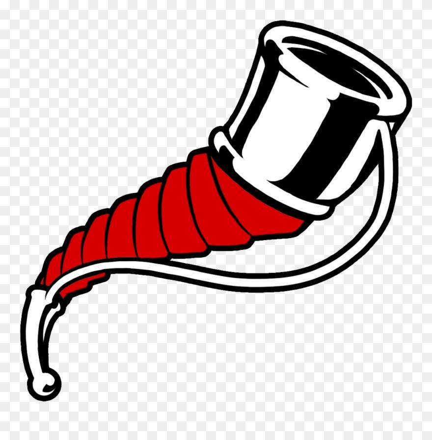 Warhorn clipart