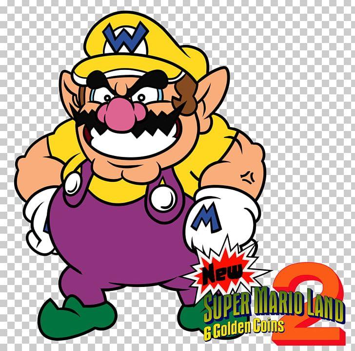 Wario clipart money picture royalty free library Super Mario Land 2: 6 Golden Coins New Super Mario Bros ... picture royalty free library