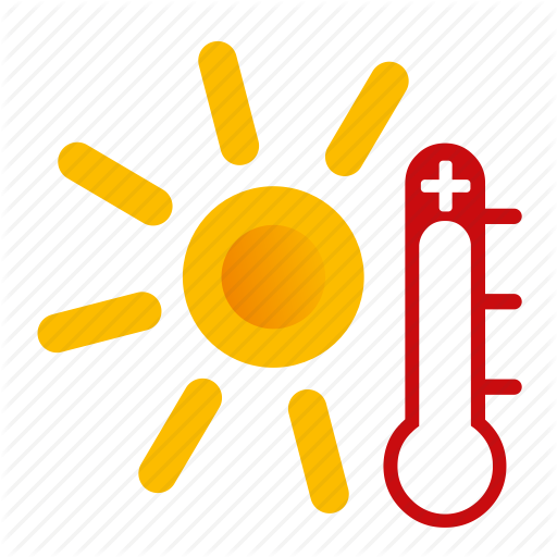 Warm and sunny clipart image library library Sunny Weather Icon #39214 - Free Icons Library image library library
