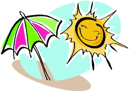 Warm day clipart svg black and white library Free Picture Of Hot Weather, Download Free Clip Art, Free ... svg black and white library