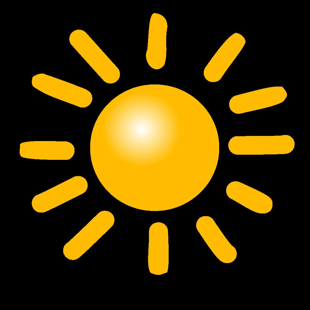 Warm sun clipart banner download File:Sun01.svg - Wikipedia banner download