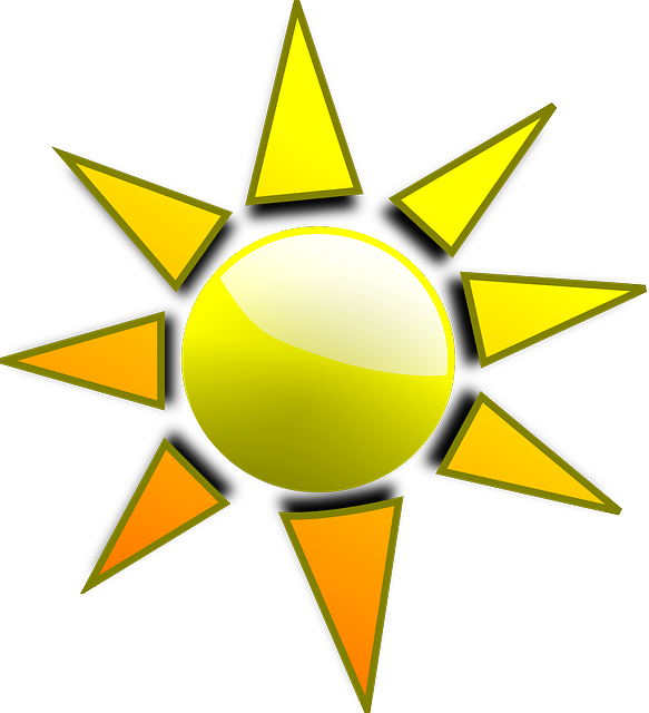 Warm sun clipart clipart transparent library Free pictures WARMTH - 24 images found clipart transparent library