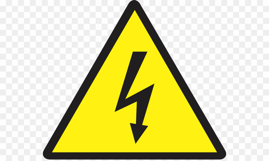 Warning high voltage clipart graphic royalty free download Electric Warning Sign PNG High Voltage Warning Sign Clipart ... graphic royalty free download