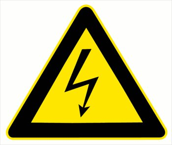 Warning high voltage clipart clipart library library Free high-voltage-warning Clipart - Free Clipart Graphics ... clipart library library