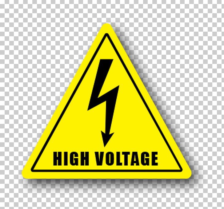 Warning high voltage clipart graphic library stock Warning Sign High Voltage Safety Hazard PNG, Clipart, Angle ... graphic library stock