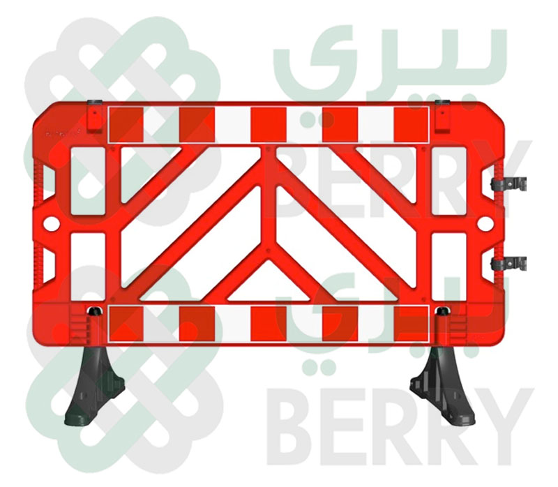 Warning rectangle board clipart banner library stock Warning Post Barrier (can Attached Board)size: 1500 X 1000 Weight: 15 K.g -  Buy Plastic Barrier Product on Alibaba.com banner library stock