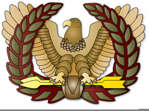 Warrant officer eagle rising clipart image freeuse download Warrant Officer Eagle Rising Clipart   Free Images at Clker ... image freeuse download