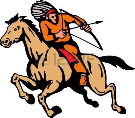 Warrior arrow clipart images vector transparent download 2,526 Indian Warrior Cliparts, Stock Vector And Royalty Free ... vector transparent download