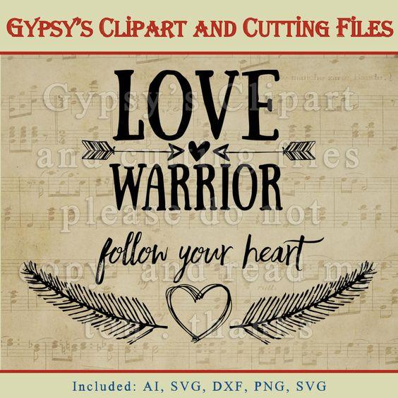Warrior arrow clipart images graphic download Arrow svg, Follow Your Heart svg, Love Warrior, Heart, Clipart, T ... graphic download