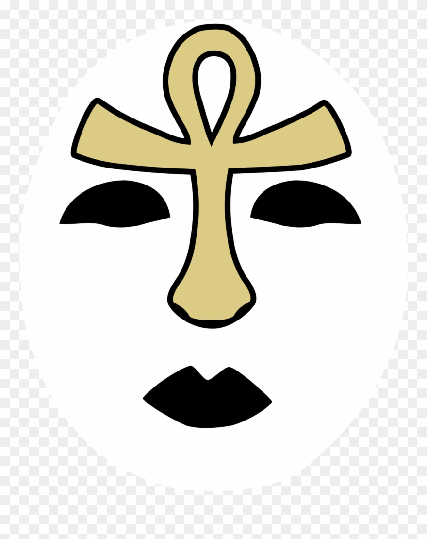 Warrior face clipart royalty free Kiss Ankh Warrior Face Clipart (#2721460) - PinClipart royalty free