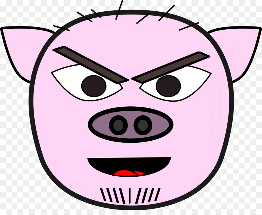 Warthog face clipart jpg transparent stock Face Cartoon clipart - Video, Youtube, Pink, transparent ... jpg transparent stock