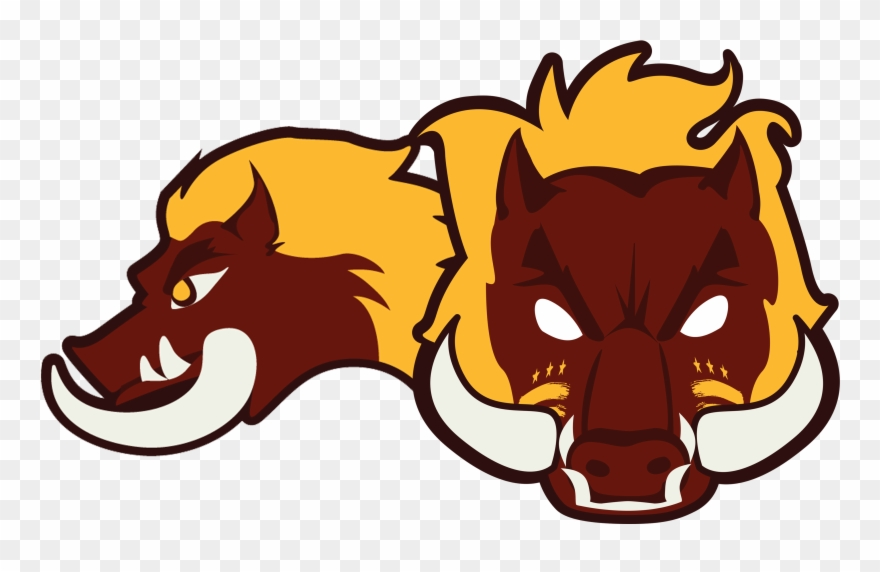Warthog mascot clipart image freeuse library Mascot - Washington Redskins New Mascot Clipart (#1472649 ... image freeuse library