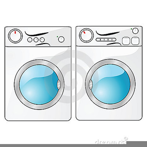 Washer and dryer clipart clip transparent stock Clipart Power Washer | Free Images at Clker.com - vector ... clip transparent stock
