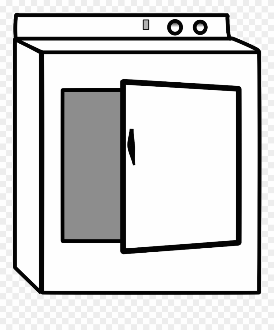 Washer and dryer clipart png royalty free stock Door Clipart Background - Washer And Dryer Clipart Png ... royalty free stock