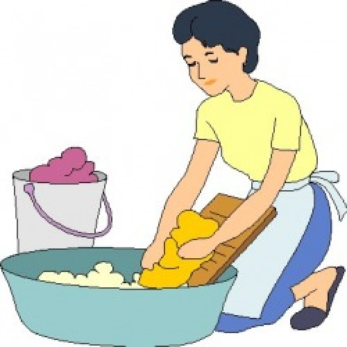 Washing the clothes clipart banner download Free Washing Clothes Cliparts, Download Free Clip Art, Free ... banner download