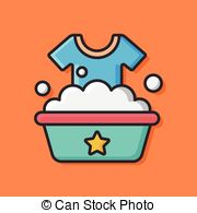 Washing clothes by hand clipart clipart royalty free stock Washing clothes Stock Illustrations. 4,547 Washing clothes clip ... clipart royalty free stock
