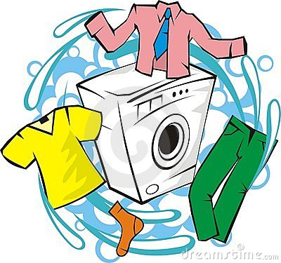 Washing clothes clipart image library download Washing Clothes Clipart - Clipart Kid image library download