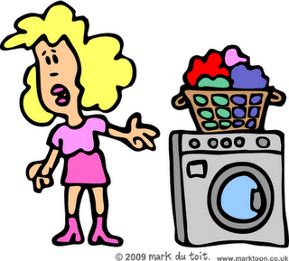 Washing clothes clipart clip art royalty free library Clean Clothes Clipart - Clipart Kid clip art royalty free library