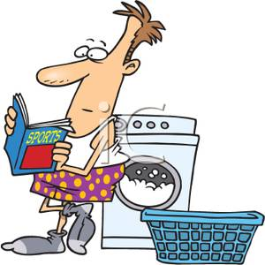 Washing clothes clipart svg black and white download Man washing clothes clipart - ClipartFox svg black and white download