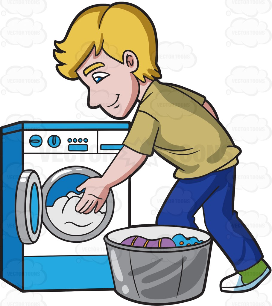 Washing clothes clipart image royalty free download Wash clothes clipart - ClipartFest image royalty free download