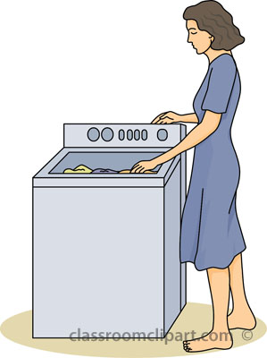 Washing clothes clipart png free stock Washing Clothes Clipart - Clipart Kid png free stock