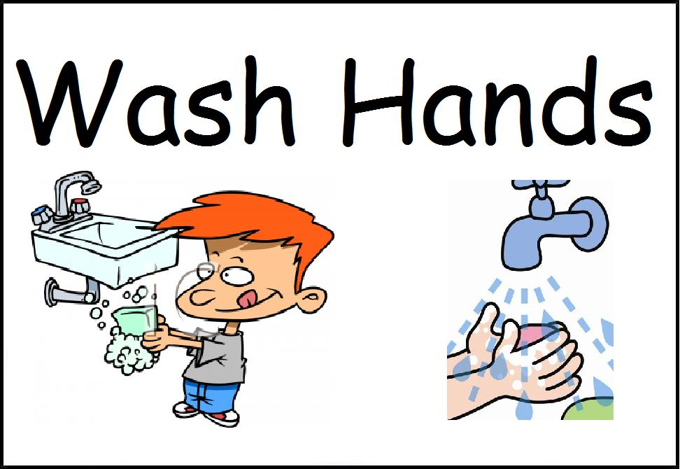 Washing hand clipart clipart library library Restroom Washing Hands In Clipart - Clipart Kid clipart library library