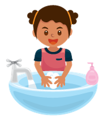 Washing hands clipart banner freeuse download Washing Hands (#4) | Clipart | The Arts | Image | PBS LearningMedia banner freeuse download