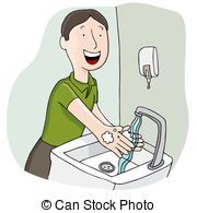 Washing hands clipart library Hand washing Stock Illustrations. 10,090 Hand washing clip art ... library