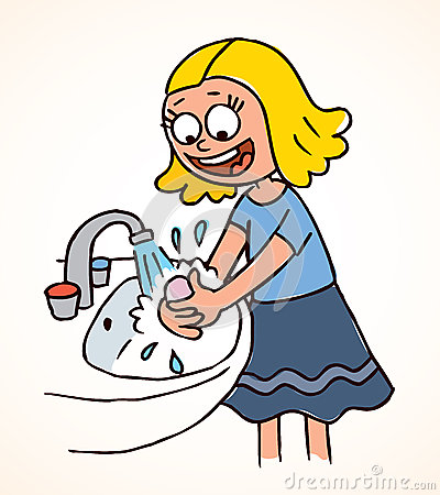 Washing hands clipart small clip art free library Kids Hands Clipart | Free download best Kids Hands Clipart ... clip art free library