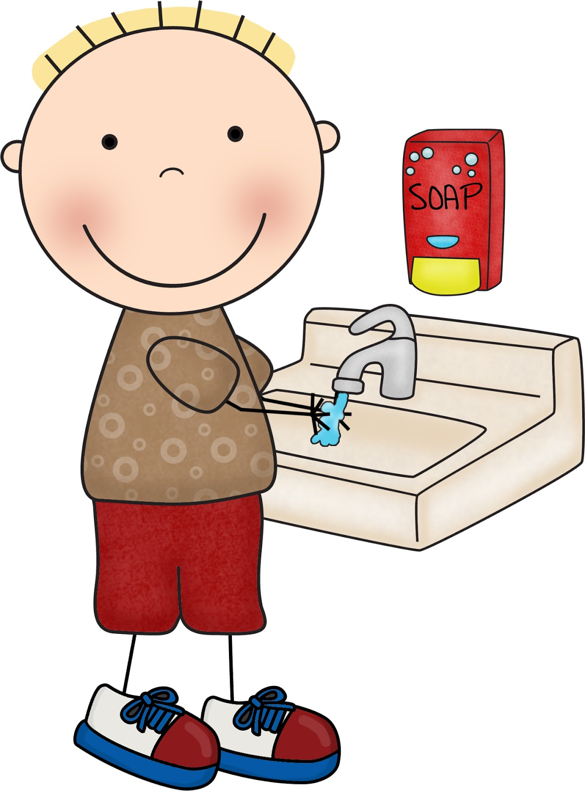 Washing hands clipart small png library stock Free Washing Hands Cliparts, Download Free Clip Art, Free ... png library stock