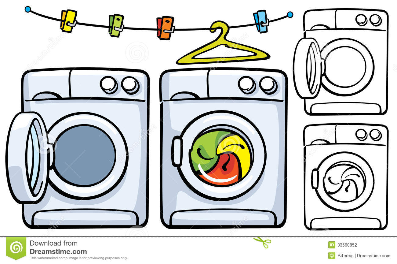 Washing machine clipart images jpg black and white Washing machine open clipart - ClipartFest jpg black and white