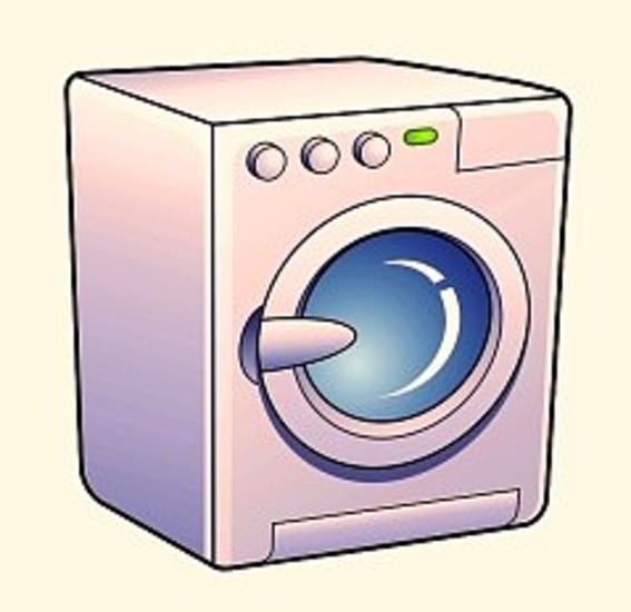 Washing machine clipart images graphic black and white stock Washing Machine Clip Art & Washing Machine Clip Art Clip Art ... graphic black and white stock