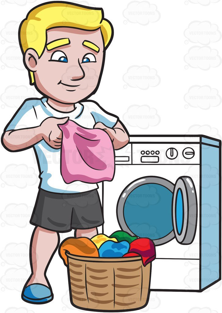 Washing the clothes clipart png royalty free library Man washing clothes clipart 3 » Clipart Portal png royalty free library