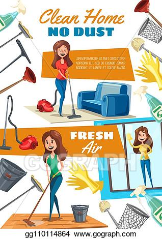 Windows clipart great job jpg black and white library EPS Vector - Housekeeping, home cleaning and washing windows ... jpg black and white library