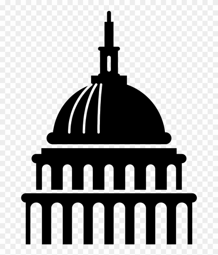Capitol dome clipart white banner black and white download Washington Dc Capitol Building Png - Capitol Dome Clip Art ... banner black and white download