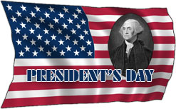 Washington day clipart picture stock Presidents Day Clipart - Graphics - Washington\'s Birthday - Free picture stock