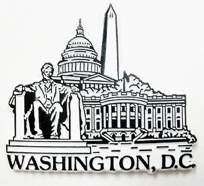 Washington dc clipart state clip transparent download Washington D.C. United States Medium Fridge Magnet | Vintage ... clip transparent download