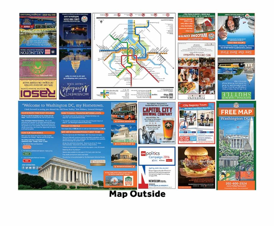Washington dc monument tshirt clipart banner black and white library Washington Dc Free Map Brochure Outside 2016 - Washington Dc ... banner black and white library