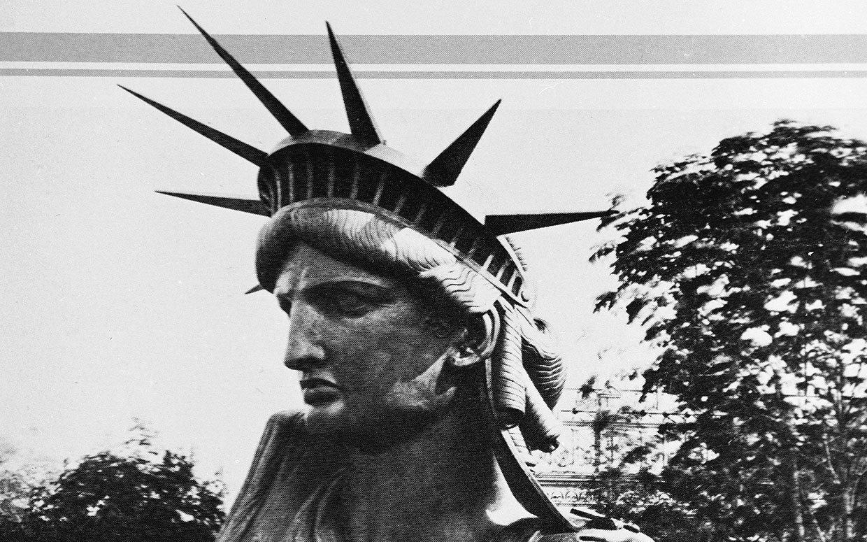 Washington dc statue black and white clipart banner black and white download 10 Things You Didn\'t Know About the Statue of Liberty (She ... banner black and white download