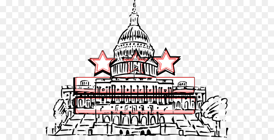 Washington dc clipart state clip art black and white library George Washington Cartoon png download - 600*453 - Free ... clip art black and white library