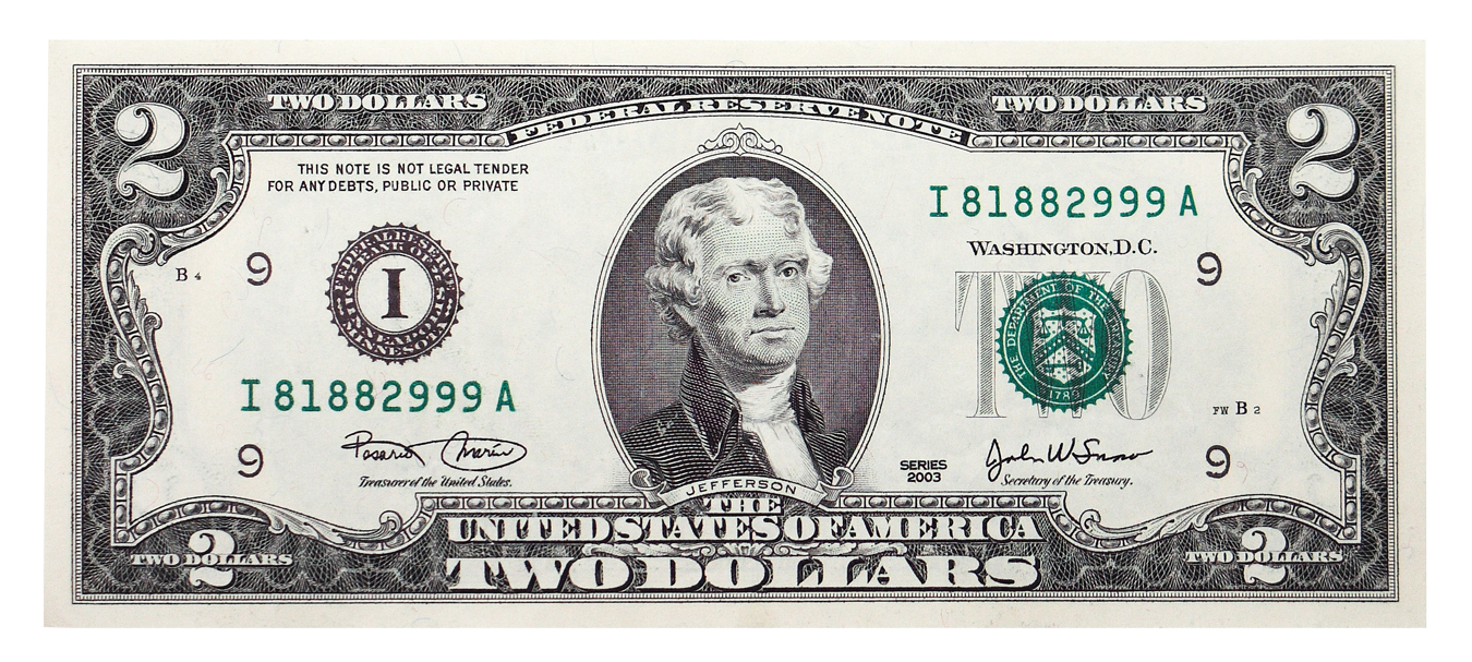 Washington state bill background clipart png transparent stock United States Dollar United States two-dollar bill United ... png transparent stock