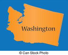 Washington state clipart vector svg transparent download Washington state Vector Clip Art EPS Images. 5,365 ... svg transparent download