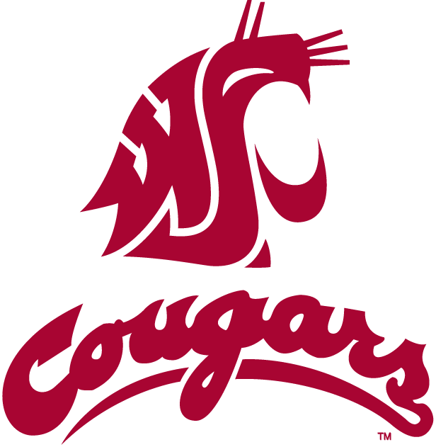 Washington state cougars clipart jpg transparent download Washington State Cougars Football logo   Other Washington ... jpg transparent download