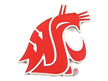 Washington state cougars clipart picture transparent download NCAA Washington State Cougars Logo Pin picture transparent download