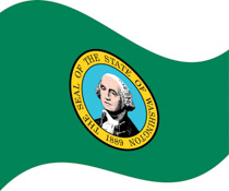 Washington state flag clipart royalty free library Search Results for washington state - Clip Art - Pictures ... royalty free library